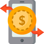 Money Wired icon - online notary public toronto